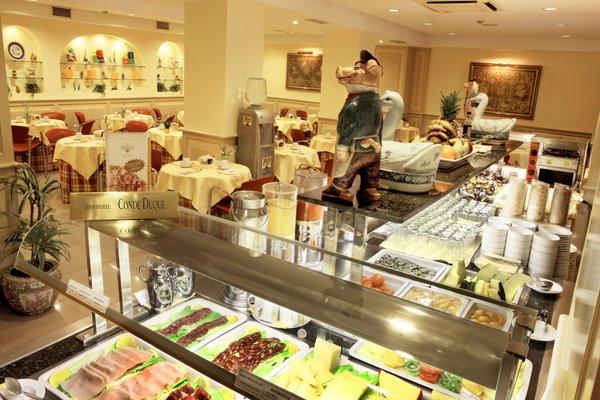 Sercotel Gran Hotel Conde Duque - фото 16