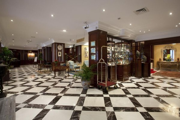 Sercotel Gran Hotel Conde Duque - фото 18