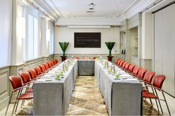 Sercotel Gran Hotel Conde Duque - фото 20
