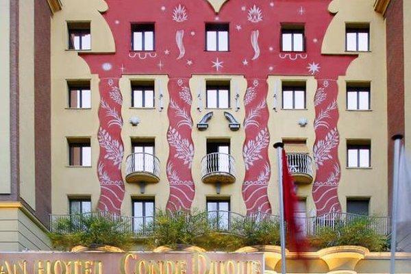 Sercotel Gran Hotel Conde Duque - фото 22