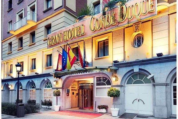 Sercotel Gran Hotel Conde Duque - фото 23