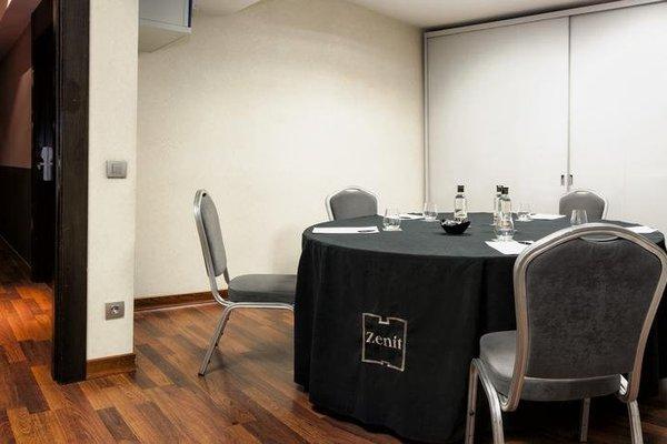 Отель Zenit Abeba Madrid - 10