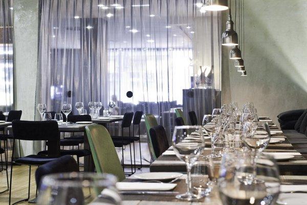 Отель Zenit Abeba Madrid - 11