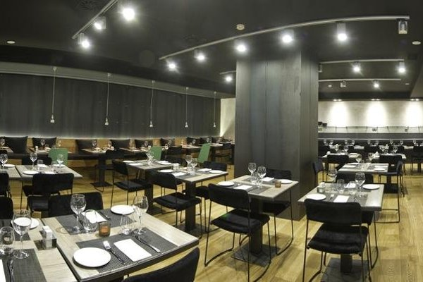 Отель Zenit Abeba Madrid - 12