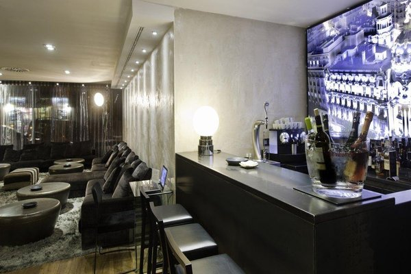 Отель Zenit Abeba Madrid - 13