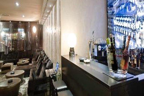 Отель Zenit Abeba Madrid - 14
