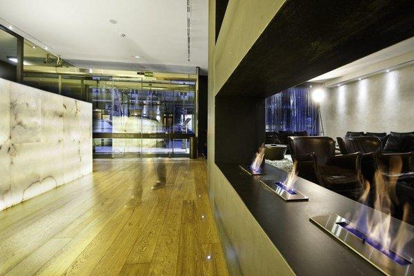 Отель Zenit Abeba Madrid - 16