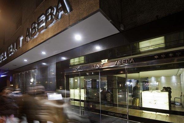 Отель Zenit Abeba Madrid - 17