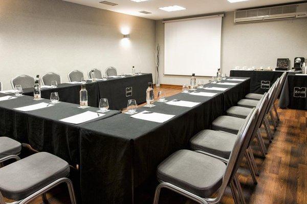 Отель Zenit Abeba Madrid - 18