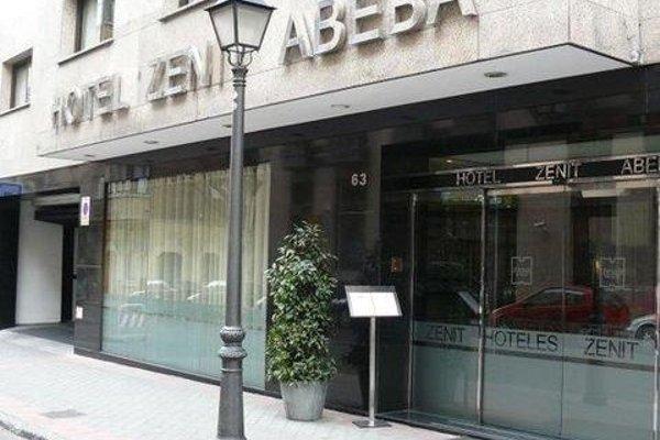 Отель Zenit Abeba Madrid - 21