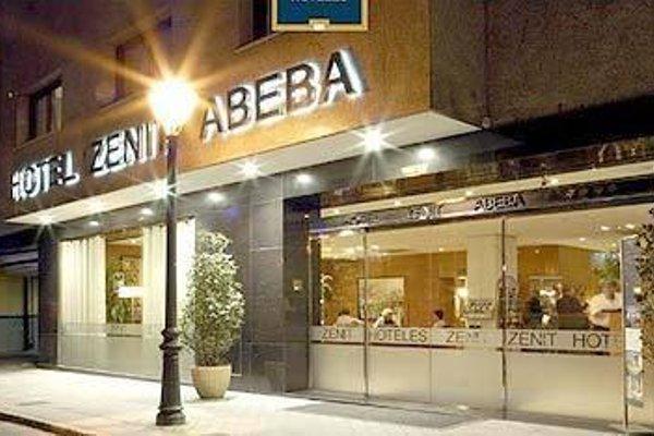 Отель Zenit Abeba Madrid - 22