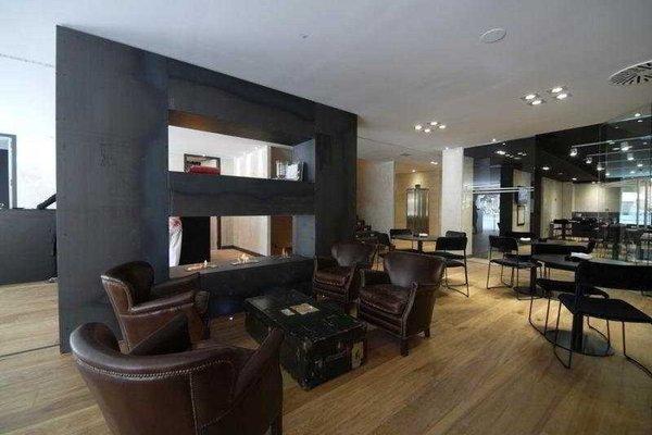 Отель Zenit Abeba Madrid - 3