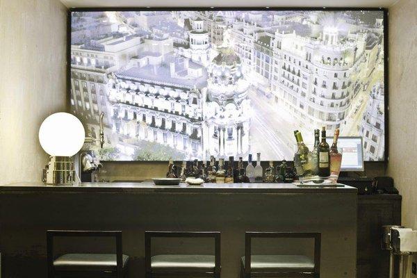 Отель Zenit Abeba Madrid - 9