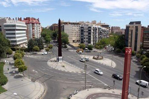 Holiday Inn Madrid - Piramides - фото 21