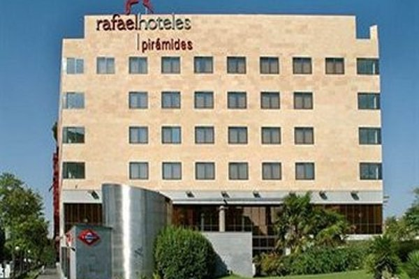Holiday Inn Madrid - Piramides - фото 22
