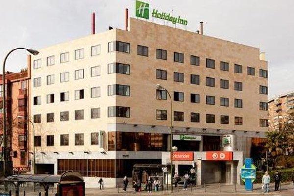 Holiday Inn Madrid - Piramides - фото 23