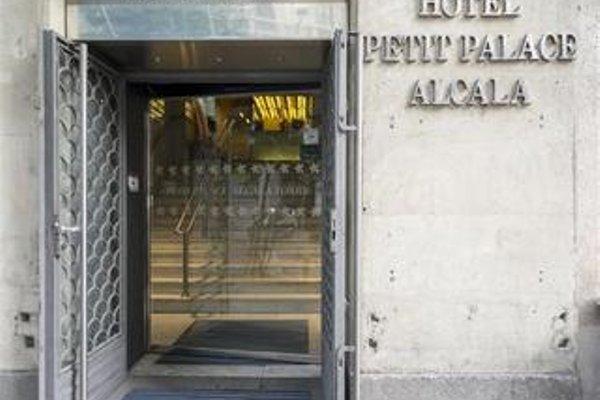 Petit Palace Arturo Soria Alcala - фото 17