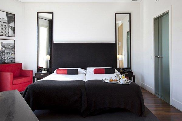 Отель Quatro Puerta del Sol - фото 15