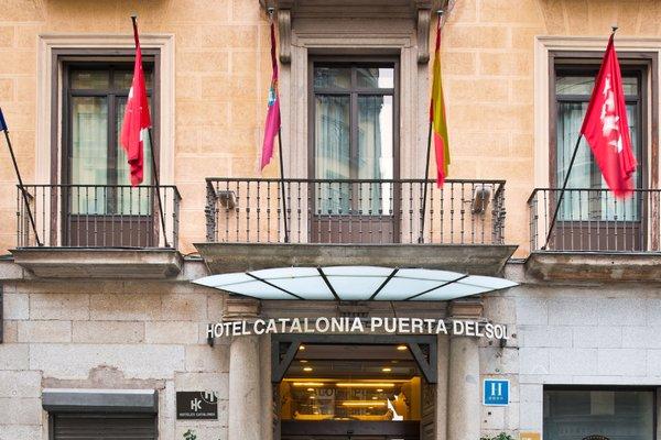 Отель Catalonia Puerta del Sol - фото 23