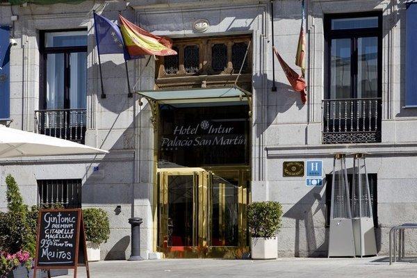 Отель Intur Palacio San Martin - 20