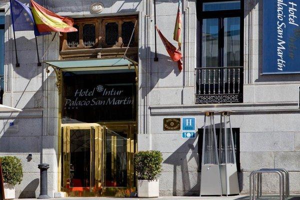 Отель Intur Palacio San Martin - 21