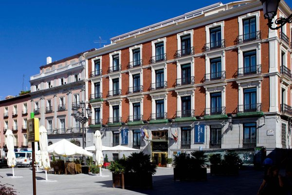 Отель Intur Palacio San Martin - 22