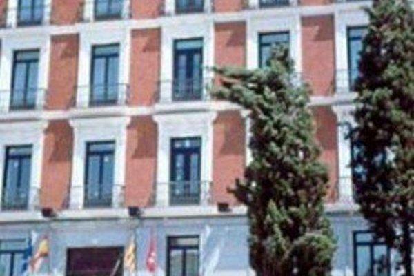 Отель Intur Palacio San Martin - 23