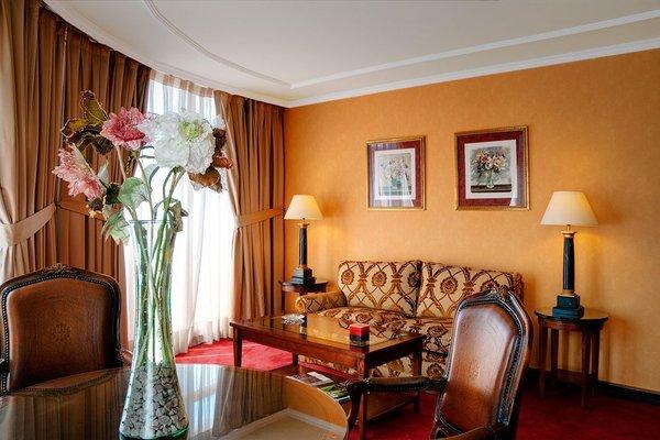 Отель Intur Palacio San Martin - 3