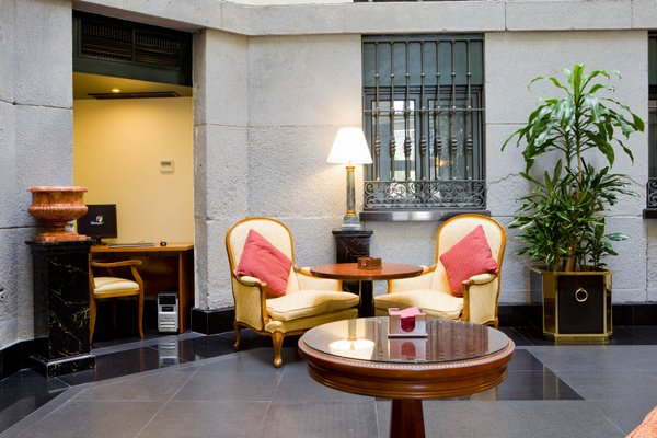Отель Intur Palacio San Martin - 5