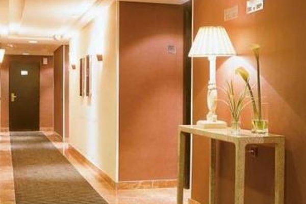 Отель Rafaelhoteles Orense - фото 17