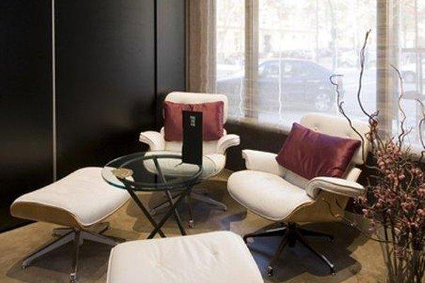 Отель Rafaelhoteles Orense - фото 4