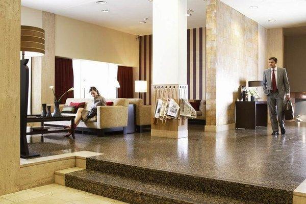 Отель Rafaelhoteles Orense - фото 5