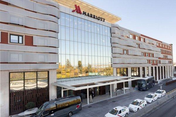 Madrid Marriott Auditorium Hotel & Conference Center - фото 22