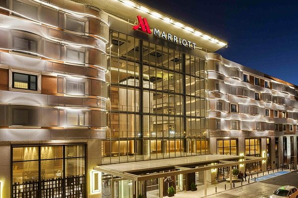 Madrid Marriott Auditorium Hotel & Conference Center - фото 23