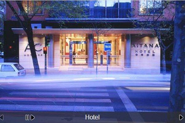 AC Hotel Aitana, a Marriott Lifestyle Hotel - фото 23