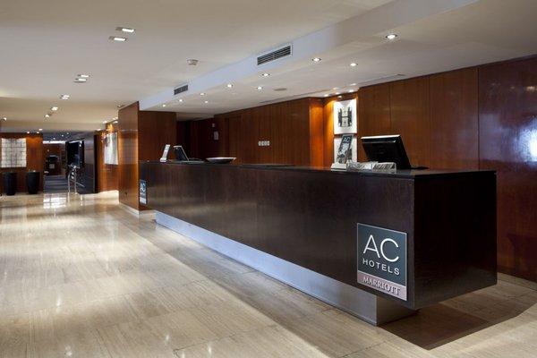 AC Hotel Avenida de America, a Marriott Lifestyle Hotel - фото 17