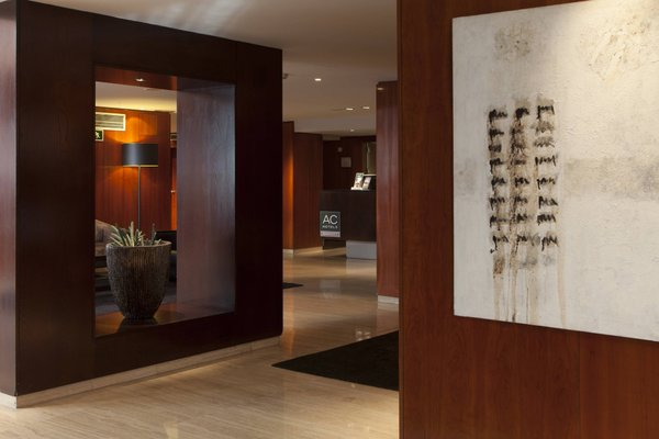 AC Hotel Avenida de America, a Marriott Lifestyle Hotel - фото 18