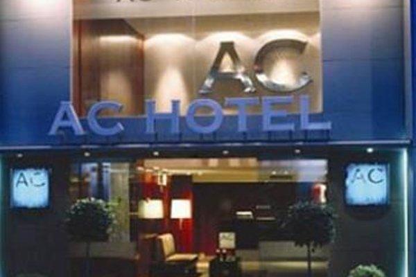 AC Hotel Avenida de America, a Marriott Lifestyle Hotel - фото 23