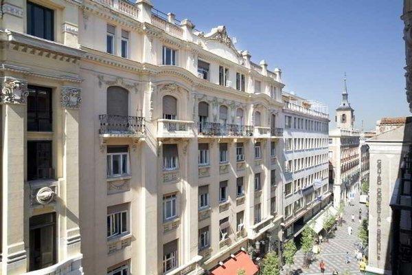 Petit Palace Puerta del Sol - фото 22