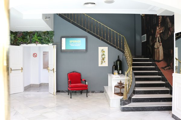 Senator Gran Via 70 Spa Hotel - фото 12