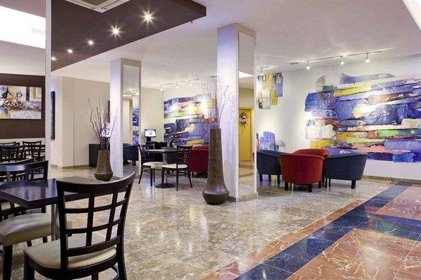 Hotel Puerta de Toledo - фото 16