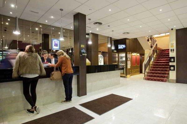 Hotel Puerta de Toledo - фото 18