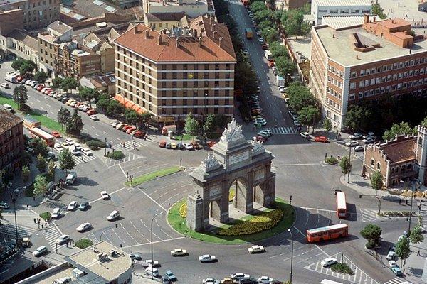 Hotel Puerta de Toledo - фото 22