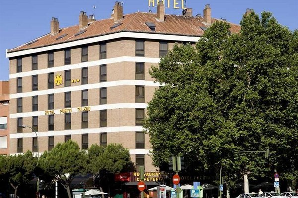 Hotel Puerta de Toledo - фото 23