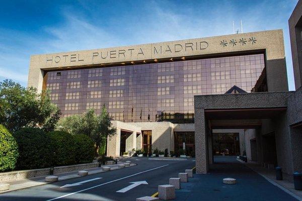 Silken Puerta Madrid - фото 22