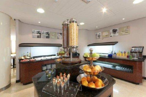 Tryp Madrid Cibeles Hotel - фото 11
