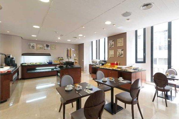 Tryp Madrid Cibeles Hotel - фото 14