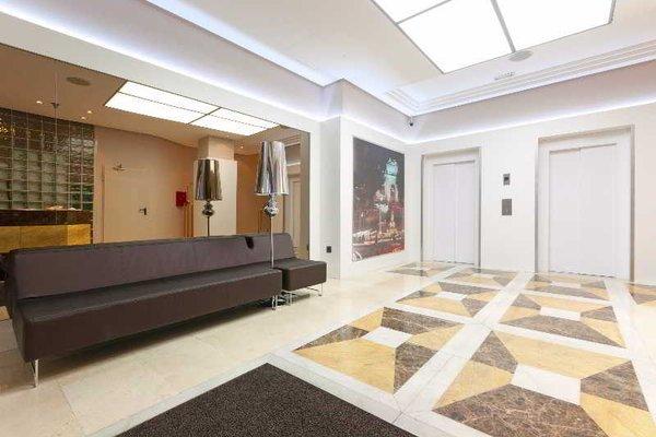 Tryp Madrid Cibeles Hotel - фото 15