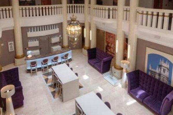 Tryp Madrid Cibeles Hotel - фото 17
