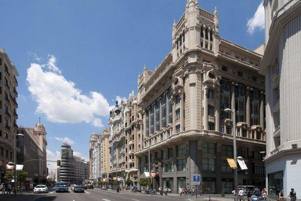 Tryp Madrid Cibeles Hotel - фото 19